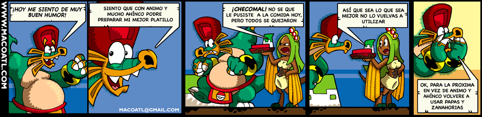 Checomal Comic Portada